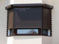 Роллеты на окна в Молдове, электрические (без пульта) с монтажом (ширина 1,6 метра, высота 1,6 метра)