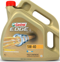 Моторное масло Castrol Edge 5W-40 4L