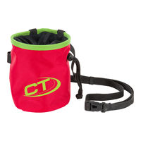 Мешок для магнезии Climbing Technology Cylinder Chalk Bag, 7X937999ST1