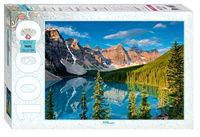 """Mozaic """"puzzle"""" 1000 """"Lacul de munte"""", cod 40762"""