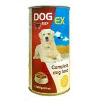 Корм для собак DogEx с говядиной 1,250gr