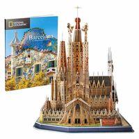 CubicFun пазл 3D Sagrada Familia
