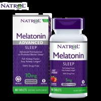 Natrol SLEEP - MELATONIN 100 TABS