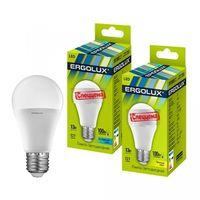 Bec LED Ergolux A60 13W E27 3000K