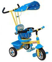 Baby Mix UR-ET-B31 Трицикл голубой