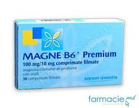 Магне Б6 Премиум табл. N 30