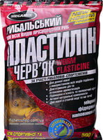 Plastilină Megamix din vierme de pamint (500gr)