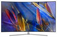 QLED TV Samsung QE55Q7CAMUXUA, Black