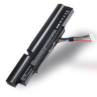 Battery Acer Aspire TimelineX 3830 4830 5830 AS11B5E AS11A3E AS11A5E 11.1V 4400mAh Black