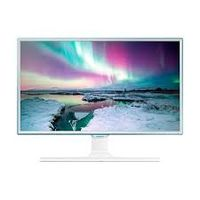 "23.6"" SAMSUNG ""S24E370D"", G.White/Blue (PLS, 1920x1080, 4ms, 250cd, LED Mega-DCR, HDMI+DP+D-Sub)"