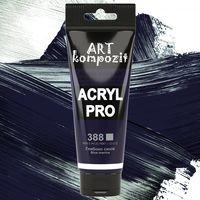 Краска акриловая Art Kompozit, (388) Глубокий синий 75 мл