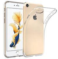 Чехол Senno Flex Slim ТПУ  Iphone 7/8 , Transparent