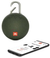 JBL Clip 3, Forest Green