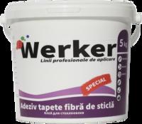 Adeziv tapete fibra de sticla Werker 5 kg