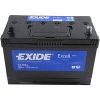 **АКБ Exide  EXCELL 12V  100Ah  720EN  302x172x223  -/+ Japan, EB1004