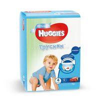 Huggies Трусики Boy 4 (9-14 кг.) 17 шт.