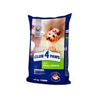 Club 4 Paws для собак маленьких пород 14kg