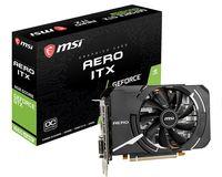 MSI GeForce GTX 1660 SUPER AERO ITX 6G OC / 6GB GDDR6 192Bit
