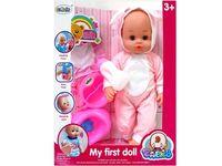 "Кукла с акссесуарами и функциями ""My first doll"""