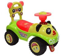 Baby Mix UR-7601 Panda Red/Green