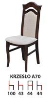 Деревянный стул A70