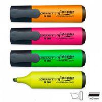 GRANIT M260, Текст - маркер, оранжевый