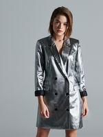 Куртка CROPP Серебряный us473-90x
