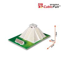 3D PUZZLE Maya Pyramid(Mexico)