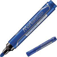 MAPED Маркер перманентный MAPED 2мм синий