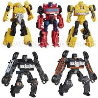 "Transformers E0691 Трансформеры ""Bumblebee Energon Igniters Speed"" (10 см.) в асс."