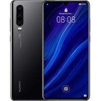 Huawei P30 6+128Gb Duos ,Black