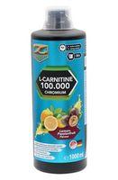 L-carnitine 100000 Chromium Liquid lemon passion fruit