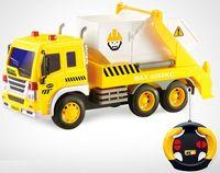 Jucărie teleghidată Wenyi 1:16 Model Truck (WY998D)