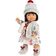 Llorens кукла Лу Азиатка 28 см