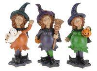 """Сувенир Ведьма """"Halloween"""" 8Х17сm"""