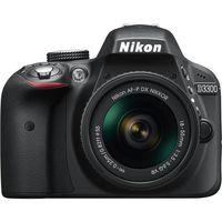 Зеркальная фотокамера NIKON D3300 Kit 1855VR