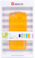 Thin Series PC case iPhone 5C, Orange