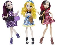 Fisher Price CLL49 Кукла Ever After High