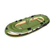 BESTWAY Voyager (361х165cm), зелёный