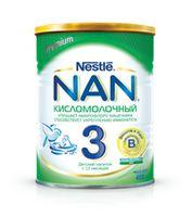 Nestle Nan Кисломолочный 3 400r