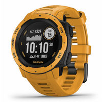 Часы Garmin Instinct, Sunburst, 010-02064-03
