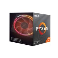 CPU AMD Ryzen 7 3700X 3rd Gen/Zen2 (3.6-4.4GHz, 8C/16T, L2 4MB, L3 32MB, 7nm, 65W), Socket AM4, Box