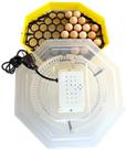 Incubator cu dispozitiv de intoarcere oua ERT-MN 9052 / INC2(41 oua gaina sau 74 oua prepelita)