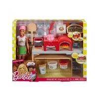 Mattel Барби кукла Шеф-повар в пиццерии