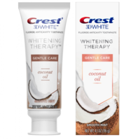 Crest 3d white Whitening therapy - COCONUT OIL