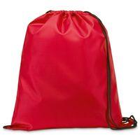 Рюкзак для обуви красный