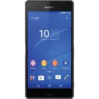 Smartphone Sony Xperia Z3 Black