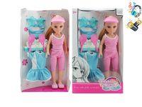 Кукла музыкальная 46 см