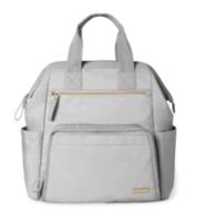 Skip Hop сумка рюкзак Cement