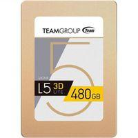 """2.5"""" SSD Team L5 Lite 3D, 480GB"""
